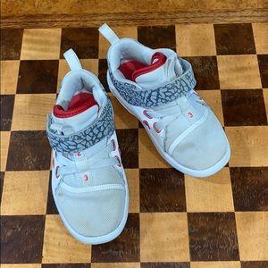 Air Jordan's boys size 9